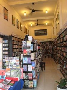D's Bookshop, Siem Reap