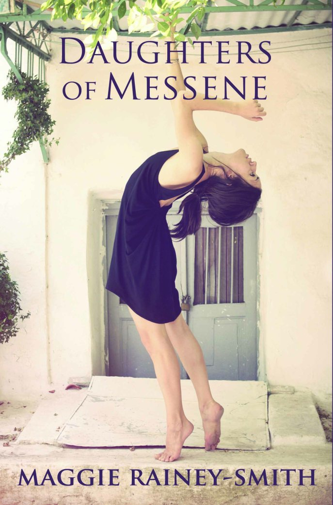 Daughters of Messene front cover